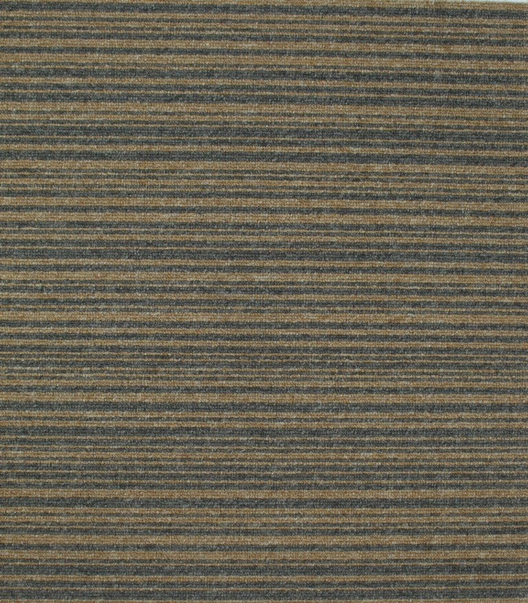 CUADRO - HAWAII  CARPET TILE  ( P.A ) Şeritli Krem