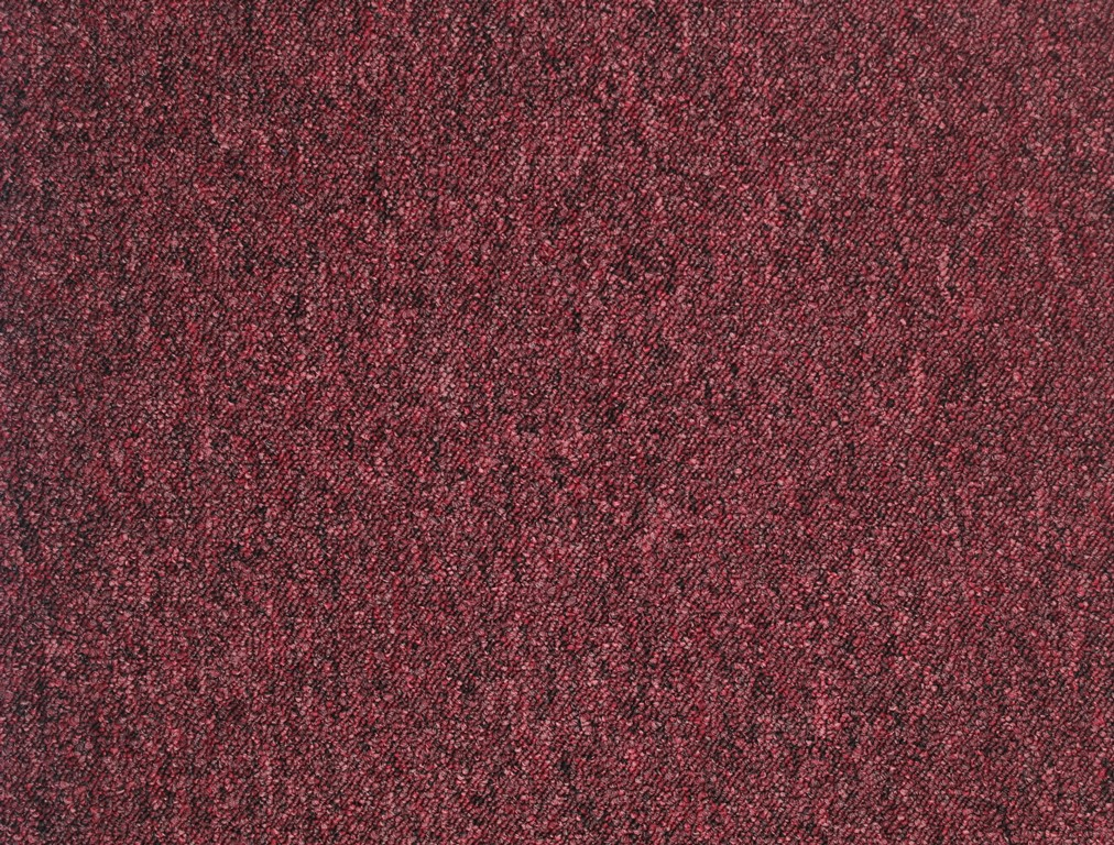CUADRO - TAHITI CARPET TILE  ( P.P ) BORDO